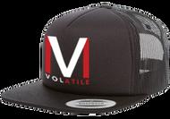 Volatile | Logo | Trucker Hat