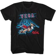 Street Fighter - Vega Fence