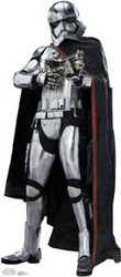 Captain Phasma The Force Awakens Cardboard Stand Up