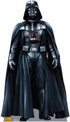 Darth Vader Cardboard Stand Up