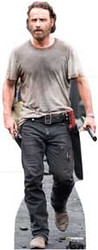 Rick Grimes Cardboard Stand Up