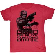 Robocop - Dead-Or-Alive
