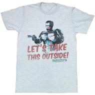 Robocop - Outside