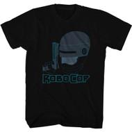 Robocop - Faded Blue