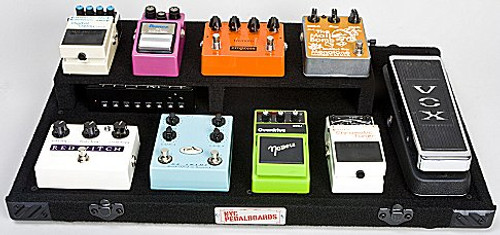 Gigman Pedalboard/Case Combo