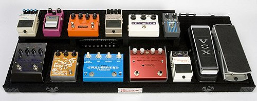 Big Shot Pedalboard/Case combo