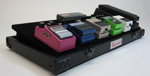 Six Shot Deluxe Pedalboard/Case Combo