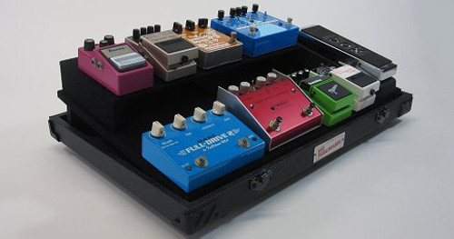 Gigman Deluxe Pedalboard/Case Combo
