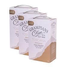 Australian organic olive oil bulk buy pack