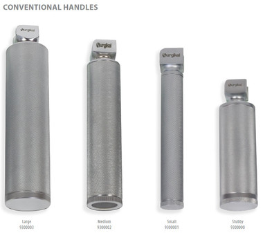 Reusable Conventional Handles