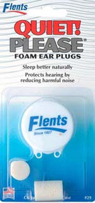 Flents Soft Foam Plugs - 6 Pair