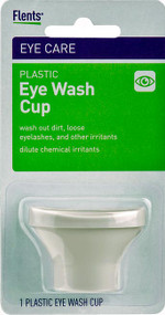 Flents Ezy-Care Plastic Eye Wash Cup