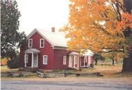 Postcard- Wilder Home, Burke NY