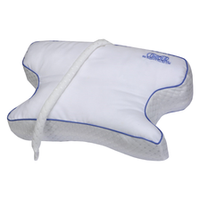 CPAPMax Pillow 2.0 Offers Uses Ergonomic Support and helps Improve Compliance with unique design features