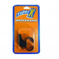 Whistle - Finger Grip Plastic