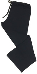 HOME APPAREL LOUNGE PANT BLACK