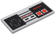 Bumkins Nintendo NES Controller Hand Held Teether