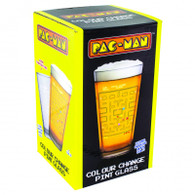 Pac-Man Cold Change Pint Glass