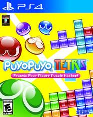 Puyo Puyo Tetris PS4 Edition