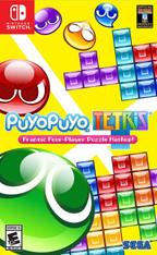 Puyo Puyo Tetris Switch Edition