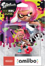 Nintendo Amiibo Splatoon Inkling girl (Neon Pink)