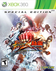 Street Fighter X Tekken: Special Edition