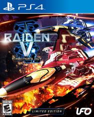 Raiden V Director's Cut