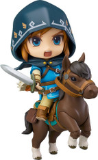 Breath of the Wild Link DX Nendoroid