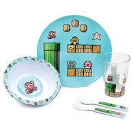 Super Mario Meal Time Set