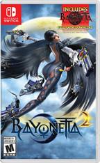 Bayonetta 2 + Bayonetta 1