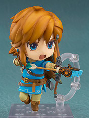 Breath of the Wild Link Nendoroid