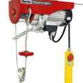 CLARKE  POWER HOIST 200KG and 400KG CH4000B