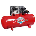 Clarke Boxer 14 CFM 200 Litre 230 Volt 3HP Belt Driven Air Compressor 230 volt