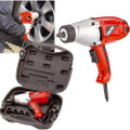 """CLARKE CEW1000 1000W ELECTRIC 1/2"""" IMPACT WRENCH 240 Volts CARRY CASE"""