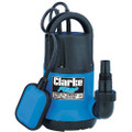CLARKE ELECT SUBMERSIBLE WATER PUMP 230V 115 LTR/MIN FS