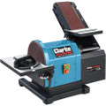 "CLARKE CS48 4"" BELT AND 8"" DISC SANDER"