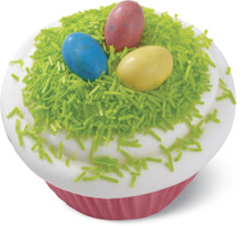 Green Grass Wafer Shred Easter Sprinkles Decorations Wilton Edible Accents