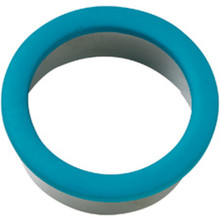 Blue Round Comfort Grip Cookie Cutter Wilton