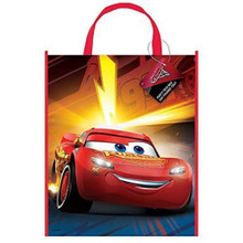 "Cars III 3 Loot Favors Party Tote Bag 13"" x 11"""