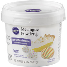 Wilton 4 oz Meringue Powder for Royal Icing