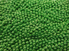 72 Mardi Gras Beads Lime Green Necklaces 6 Dozen Lot Party Favors