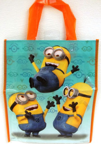 "Despicable Me 2 Party Supplies Tote Bag 11"" x 13"""