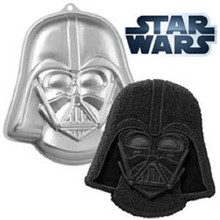 Wilton Star Wars Darth Vader Cake Pan Birthday Party Halloween
