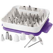 Wilton Master Tip Set with Tip Organizer