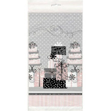 Elegant Wedding Bridal Shower Engagement Tablecover Tablecloth Party