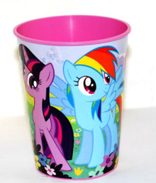 My Little Pony Friendship Party Loot Favor Cup Plastic 1 ct 16 oz