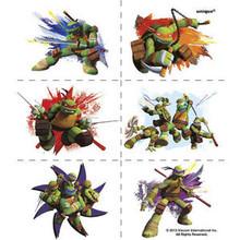 Teenage Mutant Ninja Turtles Tattoos 24 Pack Favors Party TMNT