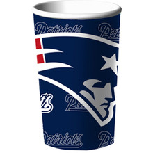 NFL Football Team Tailgating Party Supplies Re-useable Stadium 22 oz Cup Plastic