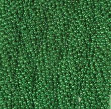 72 Green Mardi Gras Gra Beads Necklaces Party Favors 6 Dozen Lot