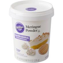 Wilton 8 oz Meringue Powder Mix Royal Icing , Cookies or Egg White Replacement
